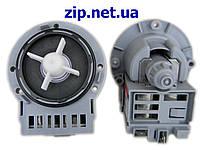 Помпа насос для стиральной машины Askoll М 231 XP контакты на задней стенке Италия
