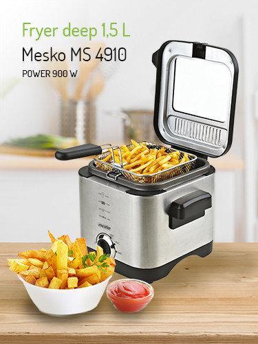 Фритюрниця Mesko MS 4910 1,5 L