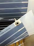 3м2 Теплый пол инфракрасный пленочный Hot-Film  (комплект с механическим терморегулятором и датчиком пола), фото 3