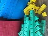 """Математичний куб, Набір """"Одиниці об'єму"""", пластик 121 частини, фото 8"""