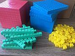 """Математичний куб, Набір """"Одиниці об'єму"""", пластик 121 частини, фото 9"""