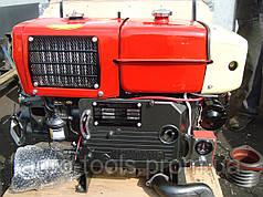 Двигатель дизельный (24 л.с./ 17,65 кВт) ДД1115ВЭ-2