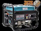 Генератор бензиновый Konner&Sohnen KS 7000, фото 2