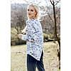 Пижама женская флисовая LNS 597 KEY Польша, фото 2