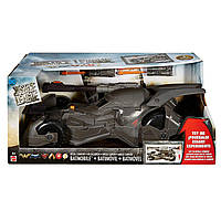 Машинка Бэтмобиль с пушкой Лига Справедливости Mattel Justice League Mega Cannon Batmobile