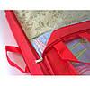 Упаковочная сумка для хранения S (красный), фото 4