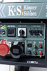 Дизельный генератор Konner&Sohnen KS 9000HDE-1/3 ATSR, фото 6