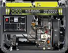 Генератор дизельный Konner&Sohnen Basic KS 6000D, фото 2