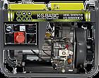 Генератор дизельный Konner&Sohnen Basic KS 8000DE-3, фото 2