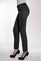Черные брюки с высокой посадкой..(украинский 42р)