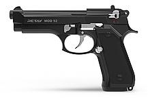 Стартовый пистолет Retay Mod.92 9mm Цвет - black/nickel / на складе
