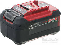 Аккумулятор Einhell X-Change Li-Ion 18 В, 5,2 Ач 4511437 T20102176
