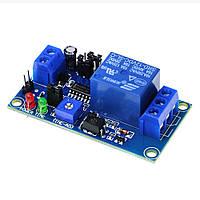Модуль реле часу з затримкою (5-12В, 10A / AC 250В)