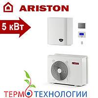 Тепловой насос воздух-вода Ariston Plus 5 кВт