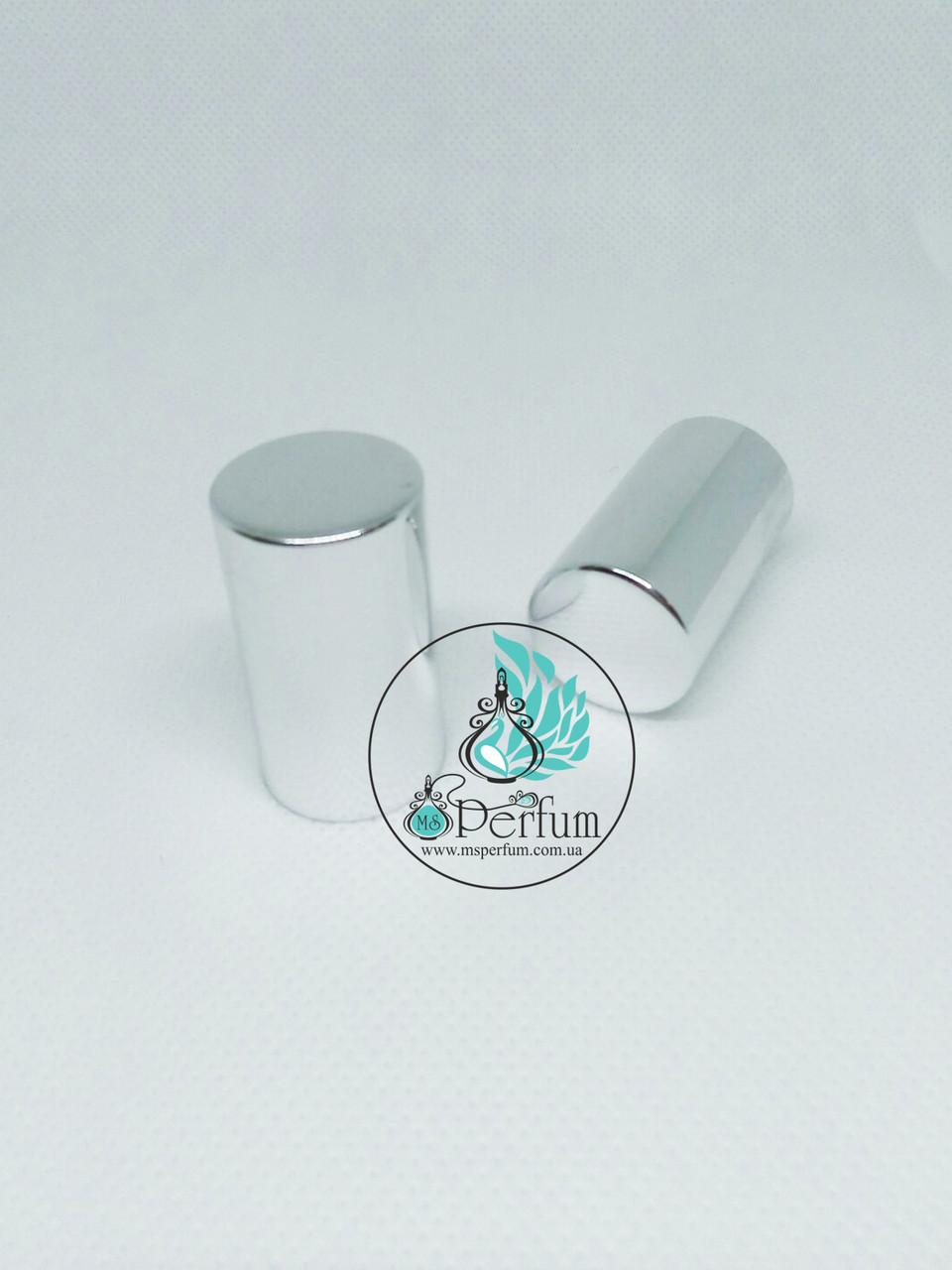 Крышечка колпачек для флакона серебро 18-410