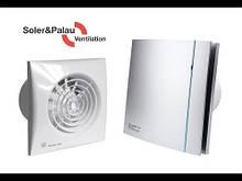 Побутові вентилятори Soler&Palau