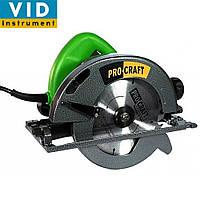 Пила дисковая ProcraftKR-2000