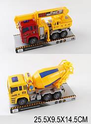 Стройтехника 313A-1P/313D-1P игрушечная машинка для детей от 3 лет