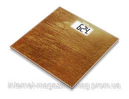 Стеклянные весы BEURER GS 203 Rust