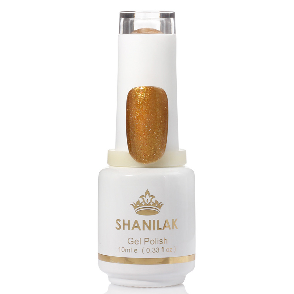 Shanilak Гель-лак 04, золото 10мл