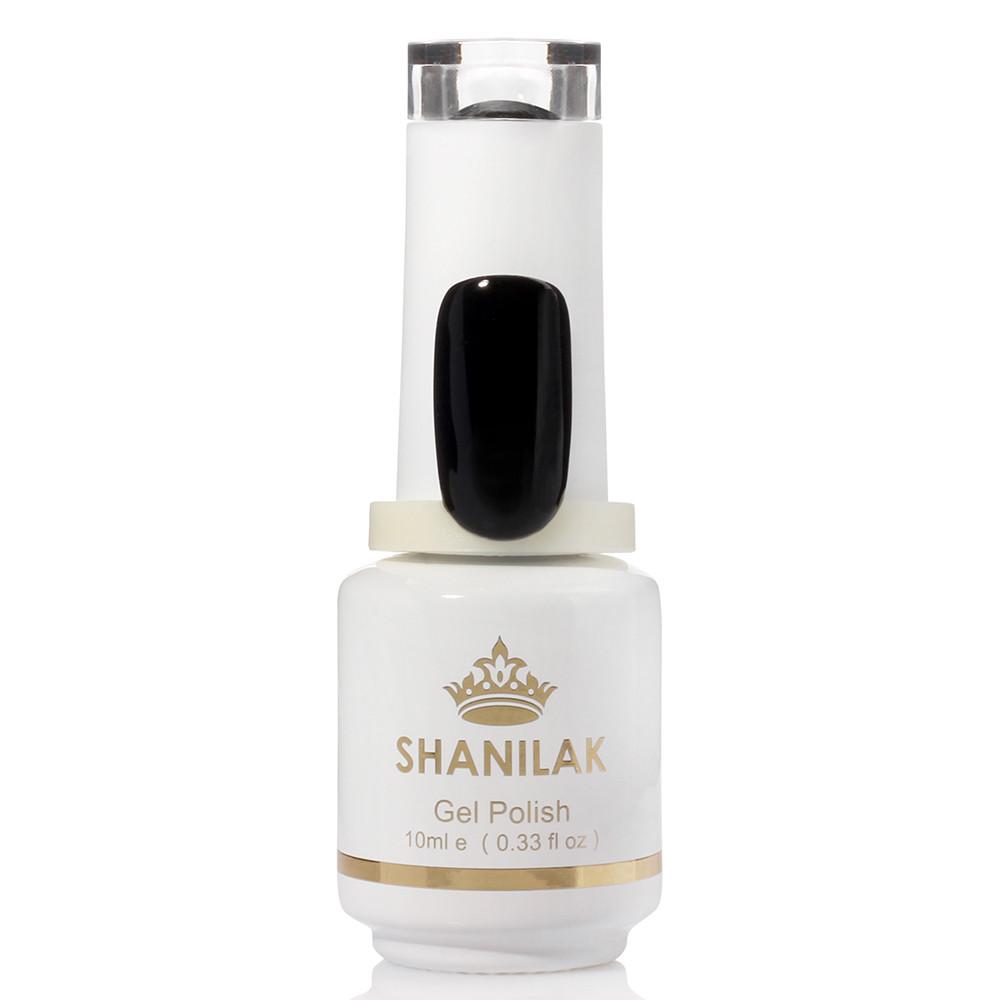 Гель-лак Shanilak 10мл №2, черный