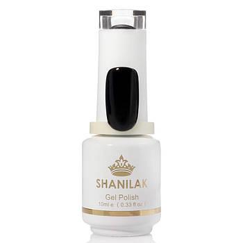 Shanilak Гель-лак  02, черный 10мл