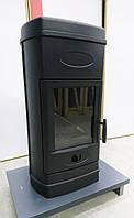 Печь чугунная Plamen Aurora черная, фото 1