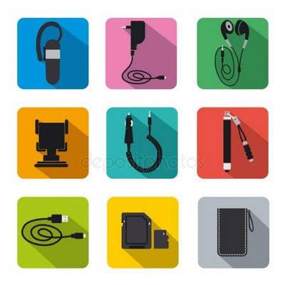 Аксессуары для мобильных телефонов, общее
