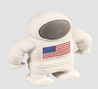 Резинка Астронавт  серая