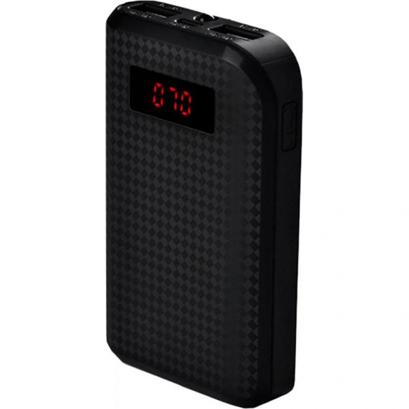 Внешний,портативный аккумулятор (Power Bank) REMAX PRODA Power Bank Power Box PPL-11 10000 mAh Black