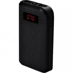 Внешний,портативный аккумулятор (Power Bank) REMAX PRODA Power Bank Power Box PPL-11 10000 mAh Black, фото 2