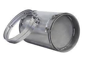 Для сажевого фильтра (DPF) и катализаора