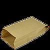 Пакет паперовий  220*100*50 100шт  Крафт (896), фото 2