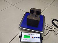 Весы напольные портативные Днепровес FCS (30кг,60кг,150кг)