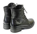 Женские ботинки на шнурках Lonza 134842 36, фото 3