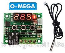 Терморегулятор цифровой W1209 бескорпусной 12В (-50...+110) с порогом включения в 0.1 градус
