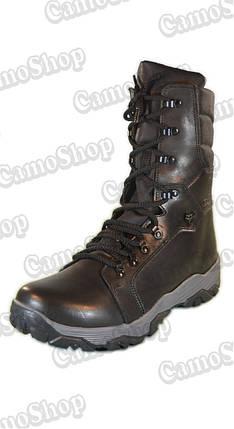 Ботинки с высоким берцем (берцы) кожаные Якут, фото 2