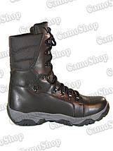 Ботинки с высоким берцем (берцы) кожаные Якут, фото 3