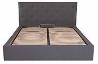 Кровать Бристоль Стандарт Мисти Грей, 90х190 (Richman ТМ)