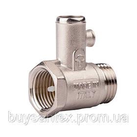 """Підривний клапан Icma 1/2"""" №GS08"""