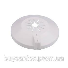 Розетка декоративная Icma пластмасовая №108
