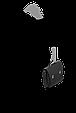 Кожаный мужской портфель Picard Aberdeen черный, фото 6