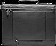 Кожаный мужской портфель Picard Aberdeen черный, фото 3