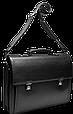 Кожаный мужской портфель Picard Aberdeen черный, фото 2