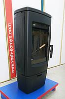 Піч чавунна Plamen Gala чорна, фото 1
