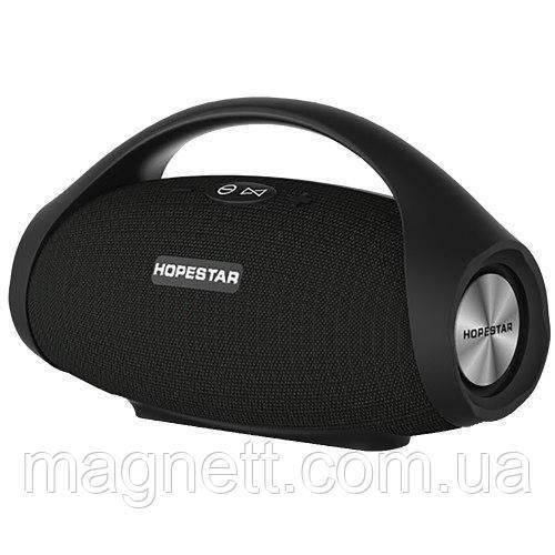 Портативная акустическая стерео колонка 10W Hopestar H32 (Bluetooth, MP3, AUX, Mic)