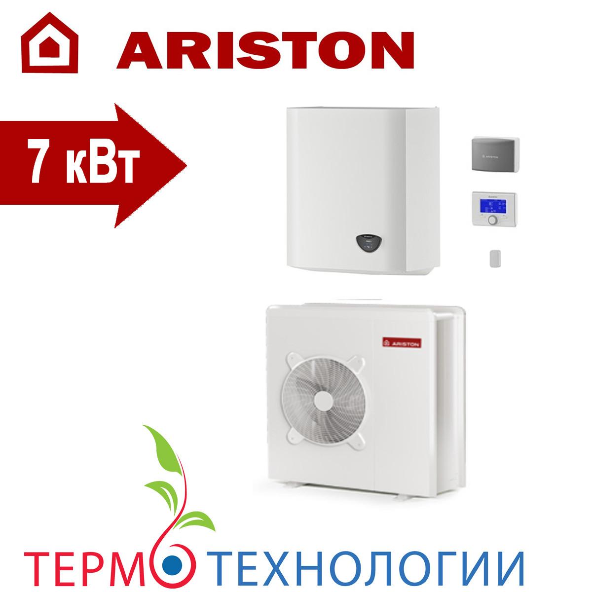 Тепловой насос воздух-вода Ariston Plus 7 кВт