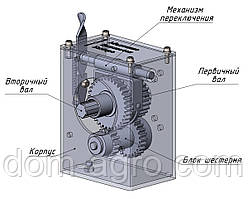 Ходоуменьшитель редукторний (дизель) (ЗХ4)