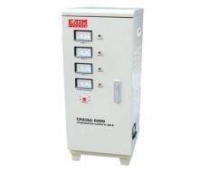 Стабилизатор напряжения СНА3Ш-6000, трехфазный, 380 В, стационарый