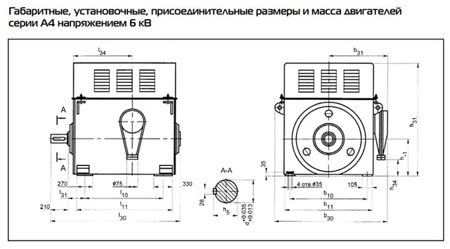 A4-400Y-8М